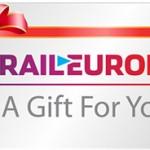 Rail Europe Gift Card