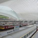 Train Stations: Liège-Guillemins, [Liège – Belgium]