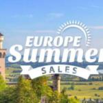 Europe Summer Sale